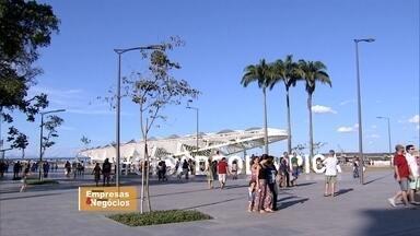 Revitalização da Zona Portuária do Rio traz oportunidades de negócios - O Sebrae criou um programa para ajudar quem tem negócio por lá.