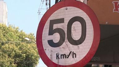 Radares aplicaram mais de 24 mil multas em Ponta Grossa - O valor arrecadado passa dos 2 milhões de reais.