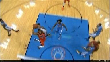 NBA: Thunder supera Nuggets com show de Westbrook - NBA: Thunder supera Nuggets com show de Westbrook