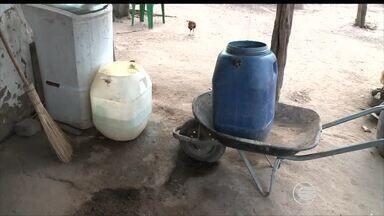 Vistoria volta ao Povoado Soinho e encontra mesmos problemas com a falta de água - Vistoria volta ao Povoado Soinho e encontra mesmos problemas com a falta de água
