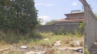 Prefeitura notifica donos de terrenos baldios de Macapá para manutenção de limpeza - A prefeitura está notificando donos de todos os terrenos baldios de Macapá para que em 30 dias limpem os lotes. A preocupação é com o mosquito que causa a dengue, o zika vírus e a chikungunya. A prefeitura já fez um levantamento para saber quantos terrenos estão abandonados. E não são poucos.