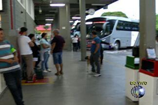 Rodoviária de Mogi das Cruzes faz esquema especial para fim de ano - As empresas de ônibus acreditam que cerca de 8 mil pessoas viajarão.