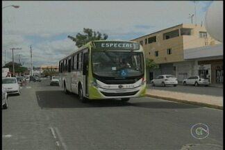 Após recomendação do MP, frota de ônibus de Petrolina é renovada - 22 ônibus foram entregues nesta segunda-feira (28).
