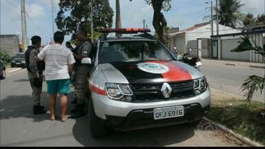 JPB2JP: Uma mulher foi baleada numa casa lotérica no Colinas do Sul na Capital - Durante tentativa de assalto.