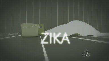 Agevisa confirma primeiro caso de zika vírus em Vilhena - Uma criança de 8 anos foi diagnosticada com zika vírus em Vilhena (RO), no Cone Sul. A confirmação foi divulgada no site oficial do governo de Rondônia nesta segunda-feira (28). De acordo com a Agência Estadual de Vigilância em Saúde (Agevisa), é o primeiro caso registrado no estado.