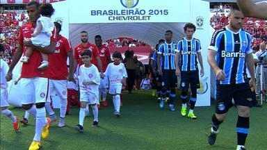 Base da dupla Gre-Nal foi destaque em 2015 - Os jovens devem ganhar ainda mais espaço em 2016.