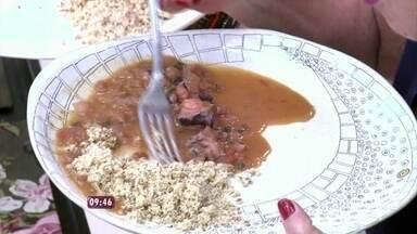 Moqueca de Polvo Fresco - Polvo à 'Ogrençal' - Jimmy aprende a fazer a moqueca típica da península de Maraú com polvo recém-pescado