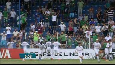 Botafogo-PB é eliminado da Copa São Paulo - Belo perde para o Guarani por 1 a 0 e dá adeus à Copinha ainda na 2ª fase.