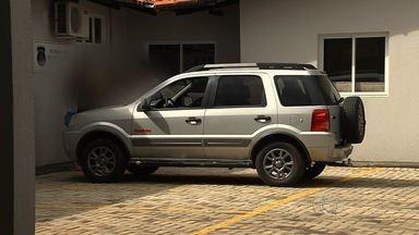 Carro roubado é localizado pelo rastreador do celular da vítima em Goiânia - Apesar do veículo ter sido recuperado, a família ainda convive com o trauma do momento violento do assalto.