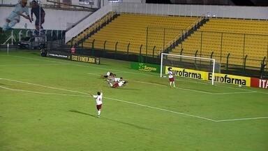 Brasília perde para o Flamengo e éliminado da Copa São Paulo - Time perde por 3 x 0 e se despede da competição