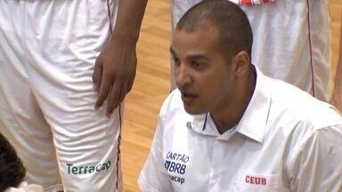 Comandado por novo técnico, Brasília vence o Minas na NBB - Bruno Savignani vai bem no primeiro jogo como técnico