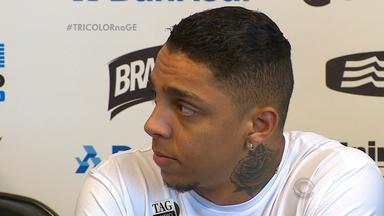 Lateral-direito Wallace é o novo reforço do Grêmio - Jogador será emprestado por um ano, com parte do salário paga pelo Chelsea.