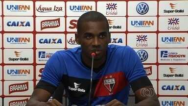 Marllon se entusiasma com chance de ser titular em 2016 - Zagueiro é o mais cotado para começar o ano formando dupla com Lino