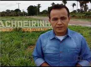 Integrantes do movimento Sem Terra ocupam fazenda no extremo norte do Tocantins - Integrantes do movimento Sem Terra ocupam fazenda no extremo norte do Tocantins