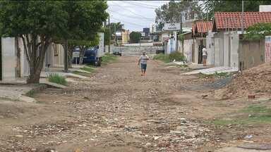 Chuvas causam transtornos em alguns bairros de CG - Defesa Civil intensifica monitoramento em bairros com maior probabilidade de problemas.