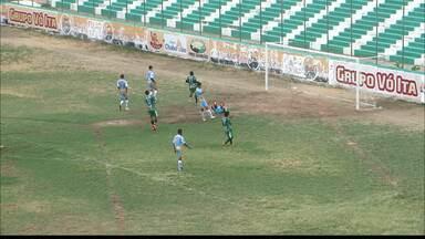 Souza vence amistoso contra o time amador de São José do Egito - O time do Souza, mesmo com o campo em péssimas condições, conseguiu fechar o placar em 4 á 0 contra o time do São José do Egito.