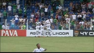Botafogo-PB perde para o Guarani e se despede da Copa São Paulo Júnior - O time do Botafogo-PB perdeu para o Guarani por 1 a 0 em Águas de Lindoia e com o resultado o Belo se despede do campeonato.