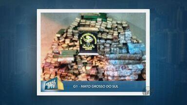 Dois homens do Sul de Minas são presos no MT suspeitos de tráfico de drogas - Dois homens do Sul de Minas são presos no MT suspeitos de tráfico de drogas