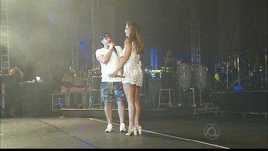 JPB2JP: Ivete Sangalo e Wesley Safadão cantam juntos no Fest Verão - Segunda noite do festival em Cabedelo.