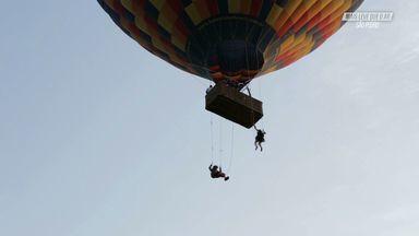 Base Jump E Acrobacias