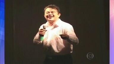 Humorista Shaolin morre aos 44 anos na Paraíba - Velório acontece no cemitério Campo da Paz, em Campina Grande. Fã de Shaolin, MC Koringa lamenta morte do humorista