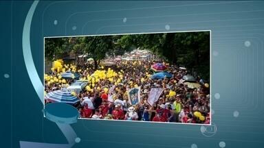 'Confraria do pasmado'e 'Nóis trupica mais não cai' agitam o carnaval da Vila Madalena - O Som SP apresenta dois blocos de São Paulo que fazem parte da retomada do carnaval de rua na Vila Madalena: a 'Confraria do pasmado', que cresceu tanto que precisou se mudar para Pinheiros, e o 'Nóis trupica mais não cai', que todo ano lança novas marchinhas cheias de humor e amor à folia.