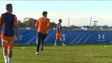 Cícero é uma das apostas do Fluminesne para o Torneio da Flórida - Ronaldinho Gaúcho está confirmado no tricolor durante o torneio.