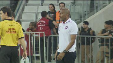 Campeão como jogador, agora Cristóvão Borges busca título como técnico do Atlético - Campeonato Paranaense é a chance do primeiro título como treinador de futebol