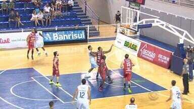 Caxias do Sul busca vitória fora de casa contra o Minas no NBB - Gaúchos perderam a primeira partida contra o Minas.