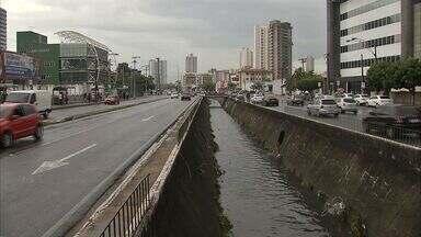 Obras vão alterar trânsito na Avenida Aguanambi, em Fortaleza. - Confira a reportagem de Wânyffer Monteiro.