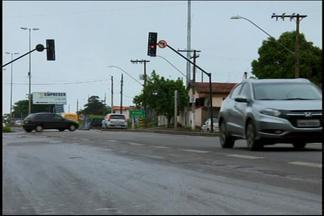 Polícia registra acidentes na MG-050 em Divinópolis - Em um deles motociclista ficou ferido no Bairro Icaraí.