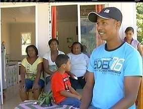 Líder quilombola conta a história de superação 5 anos após a Tragédia da Serra do Rio - Adão sobreviveu à enchente de 2011.