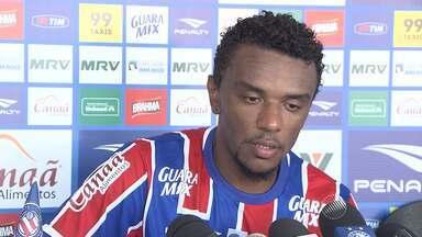 Paulo Roberto é apresentado como novo reforço do Bahia - Esta [é a sexta contratação feita pelo time para a próxima temporada.