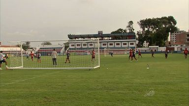Clima é de tranquilidade no Fortaleza - Equipe conquistou primeiro título do ano do futebol cearense contra o Guarany de Sobral.