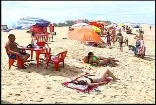 Movimento é insatisfatório em São João da Barra, RJ, mesmo no feriado da Baixada Campista - Dia de Santo Amaro, padroeiro da baixada, é lembrado nesta sexta-feira (15).