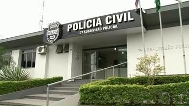 Vereador afastado volta a depor à Polícia Civil de Umuarama - Segundo a polícia, o vereador afastado Hemerson Yokota, do PR, foi intimado para esclarecer dúvidas do inquérito e também fazer um teste de grafia.