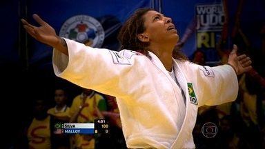 Excelência é um dos valores olímpicos que leva os atletas ao pódio - Atletas como Rafaela Silva, que foi a primeira judoca brasileira a se tornar campeã do mundo, e Guilherme Borrajo, cinco vezes campeão no vôlei sentado, encarnam os valores olímpicos.