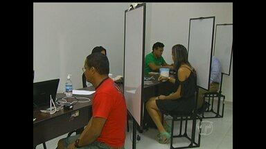 Cartório Eleitoral disponibiliza novo posto para biometria em Santarém - Prazo para cadastramento biométrico encerra dia 26 de março.