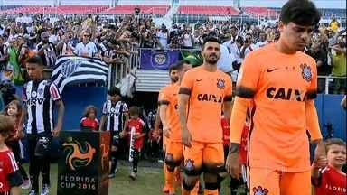 Muito mudado, Corinthians perde para o Atlético-MG - Timão estreia em 2016 com derrota no Torneio da Flórida