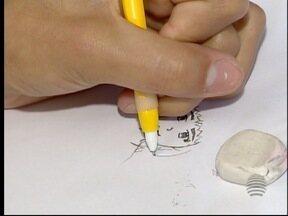 Adolescente conscientiza vizinhos sobre a dengue - Jovem utilizou a criatividade para a ação.