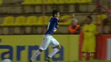 Cruzeiro e América-MG vencem e avançam para as quartas de final da Copa São Paulo - Disputa começa nesta terça-feira, em São Paulo