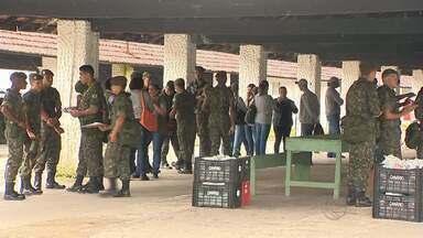 Exército ajuda no combate à dengue em Juiz de Fora - Militares atuam junto com os agentes de endemia a partir desta segunda-feira (18). Em 2015, foram mais de 4.200 casos da doença na cidade.