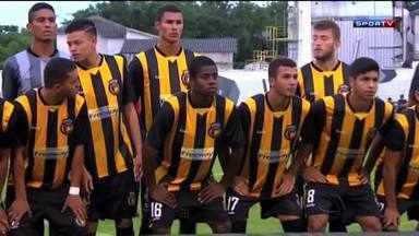 Rondonópolis perde de goleada para o São Paulo e é eliminado na Copa São Paulo - Partida teve confusão nas arquibancadas