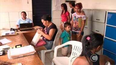 Começam as matrículas para a rede municipal de ensino e muitos pais já garantiram vagas - Começam as matrículas para a rede municipal de ensino e muitos pais já garantiram vagas