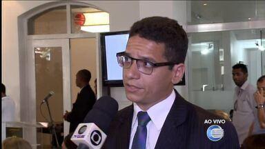 Secretário de Justiça fala sobre reclamações se solicitações do Simpoljuspi - Secretário de Justiça fala sobre reclamações se solicitações do Simpoljuspi