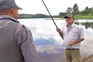 Polícia intesifica fiscalização no período da piracema - Objetivo é impedir a pesca predatória no Alto Tietê.