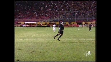 Vitória anuncia retorno de Leandro Domingues - Essa é a terceira passagem do jogador pelo clube.