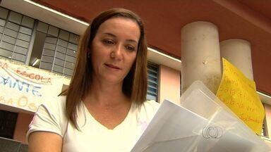 Pais podem pedir transferência ou aguardar desocupação de escolas, em Goiás - Seduce deve transferir alunos de unidades ocupadas para escolas próximas. Estudantes também podem optar por aguardar a desocupação, em Goiás.