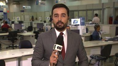 Goiás ocupa a 15ª posição no ranking de desemprego - Em 2015, 655 mil trabalhadores foram contratados, mas 680 mil foram demitidos.