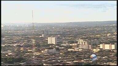 Fim de semana começa com sol forte em Ribeirão Preto, SP - Temperatura máxima pode chegar aos 31ºC nesta sexta-feira (22).
